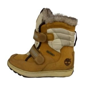 Timberland Insulated Winter Boots Youth Size 5